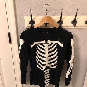 SARA PRINTS Skeleton 2 piece Size S